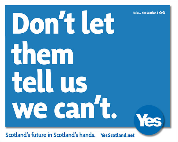 Scottish independence is about resisting the flow of power away from ordinary people